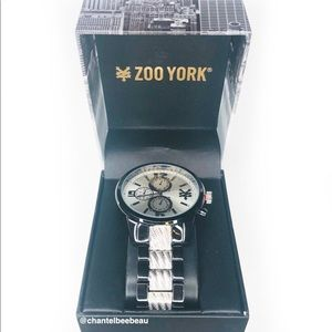 New Zoo York Men's Fashion Watch